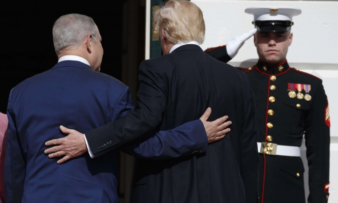 """وزراء إسرائيليون يصفون تصريحات ترامب بأنها """"عهد جديد"""""""
