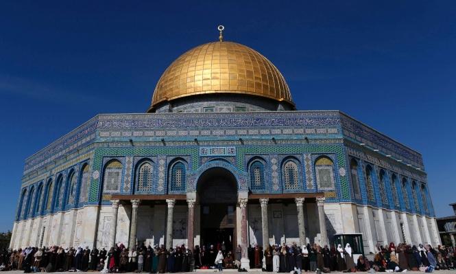 مجلس الإفتاء يحذر من المؤامرات ضد المسجد الأقصى