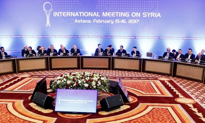 اختتام مفاوضات أستانة وسط خلافات تهدد الهدنة