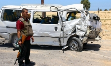 مقتل 5 من قوات الأمن المصرية بانفجار في سيناء