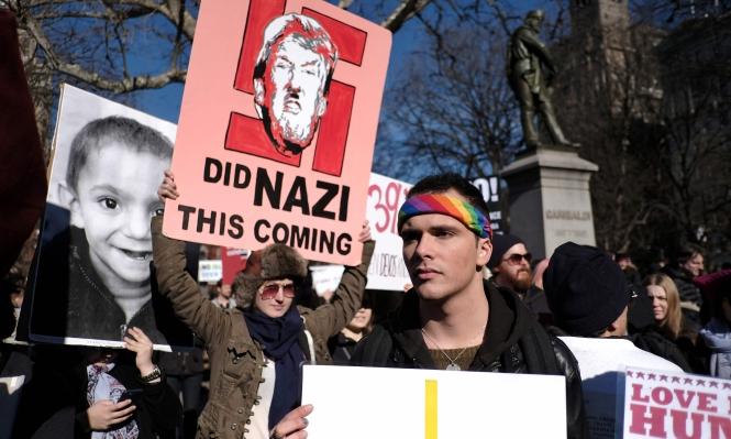 مدن أميركية تستعد ليوم آخر من الاحتجاجات ضد ترامب