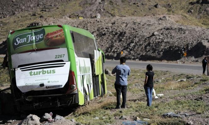 19 قتيلا وعشرات الجرحى بانقلاب حافلة بالأرجنتين