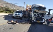 إصابة شاب من دير الأسد في حادث طرق قرب مجد الكروم