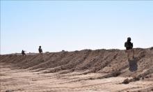 """العراق: حفر خندق حول الرمادي لمنع تسلل عناصر """"داعش"""""""