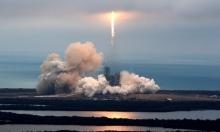 """""""سبيس إكس"""" تطلق صاروخها بنجاح وتعيده إلى الأرض"""