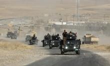 الجيش العراقي يباشر عملية استعادة غرب الموصل