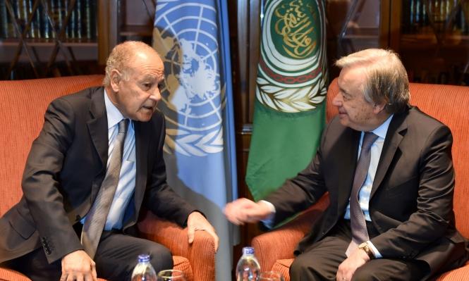 أبو الغيط: الوقت غير ملائم لبناء نظام إقليمي برؤية عربية