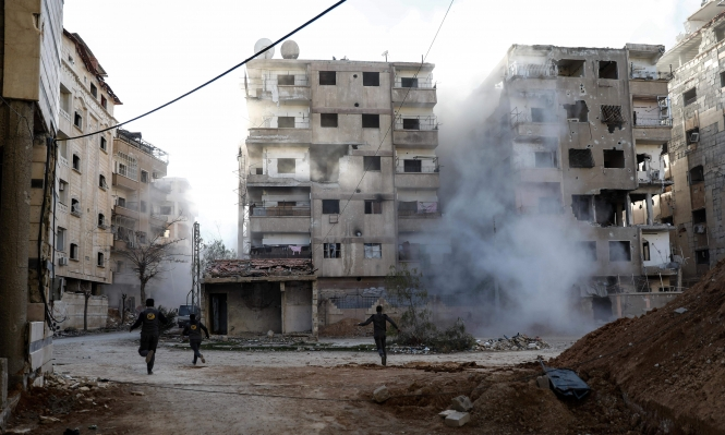 النظام السوري يكثف هجومه قبيل المفاوضات
