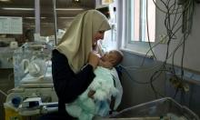 الاحتلال منعها من لمس رضيعتها 6 شهور