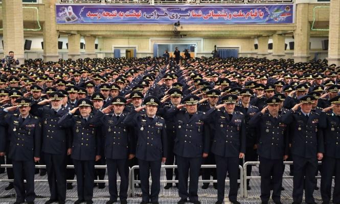 """إيران تندد بـ""""التناغم"""" بين مواقف السعودية وإسرائيل ضدها"""