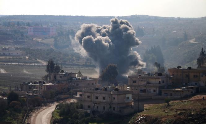 مقتل أربعة جنود روس بانفجار عبوة بسورية