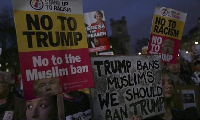 بريطانيا: النواب يناقشون زيارة ترامب