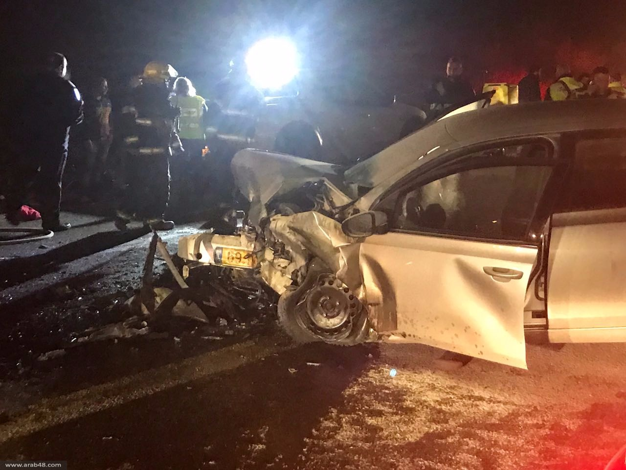 شفاعمرو: مصرع جمال زعزع وإصابة 6 آخرين بحادث طرق