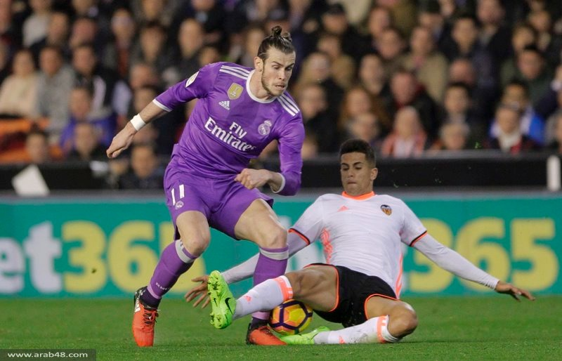 فالنسيا يقهر ريال مدريد بهدفين مقابل هدف