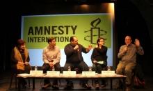 منظمة العفو: غالبية المعتقلين الإداريين نشطاء وإعلاميين