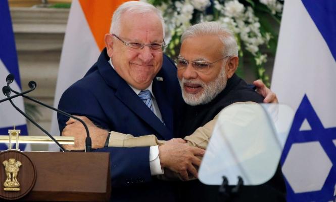 الهند وإسرائيل: تعاون اقتصادي وتقارب سياسي