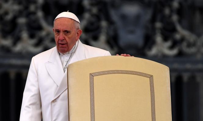 البابا فرنسيس يدعو لإنقاذ جنوب السودان من المجاعة