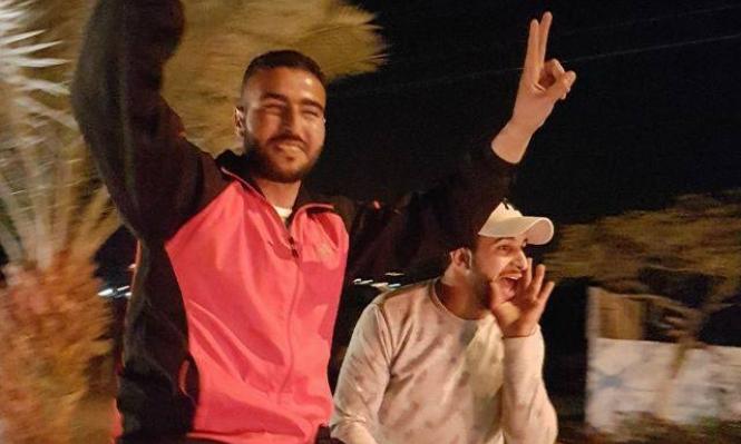 الإفراج عن الأسير محمد محمود من العيساوية