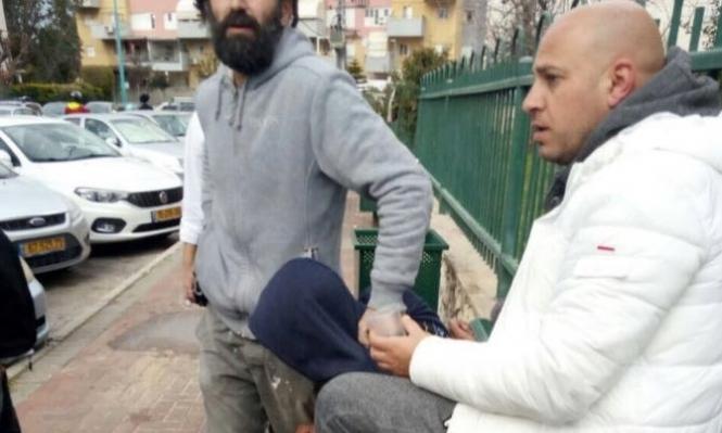 اتهام فتى عربي بمحاولة خطف سلاح مجندة باللد