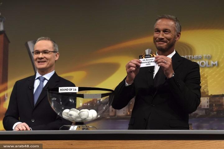قرعة الدوري الأوروبي: صدام ألماني وآخر بلجيكي