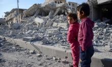 سورية: مقتل 61 مقاتلا معارضا بغارات للنظام وتفجير انتحاري