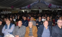 مجد الكروم: جمهور غفير يساند أمير دندن