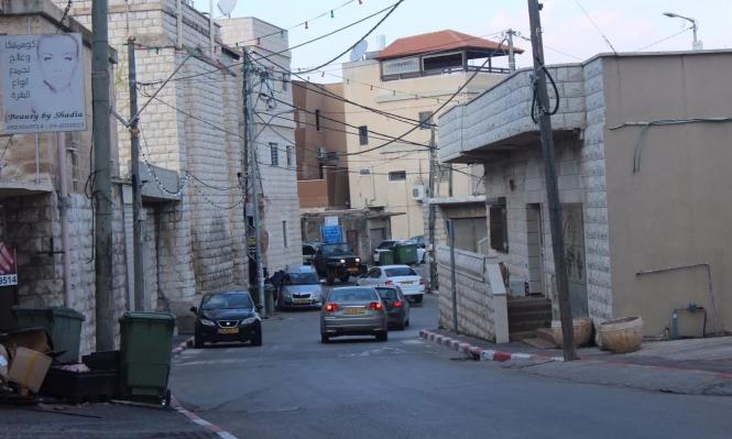 يافة الناصرة: إلقاء قنبلة وإطلاق نار على محل تجاري