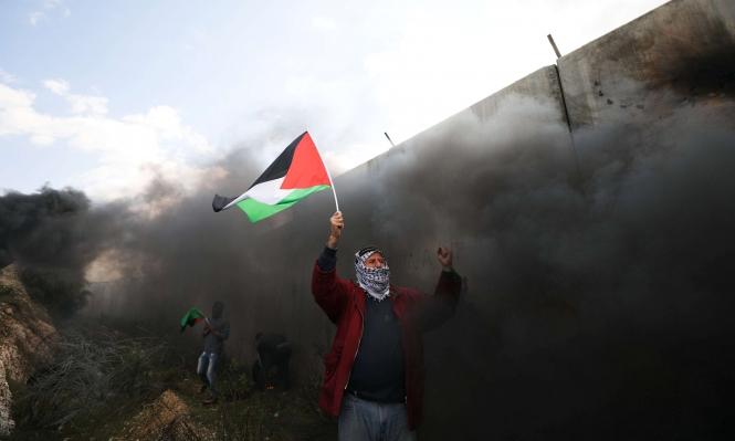 الاحتلال يقمع مسيرتين ضد الاحتلال بالخليل ونعلين