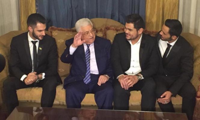 """الرئيس في """"عرب آيدول"""""""