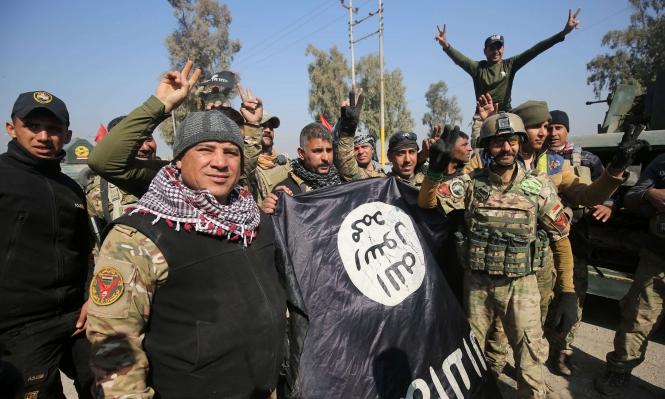 """مطار الموصل... بوابة الدخول لمعقل """"داعش"""" الأخير"""