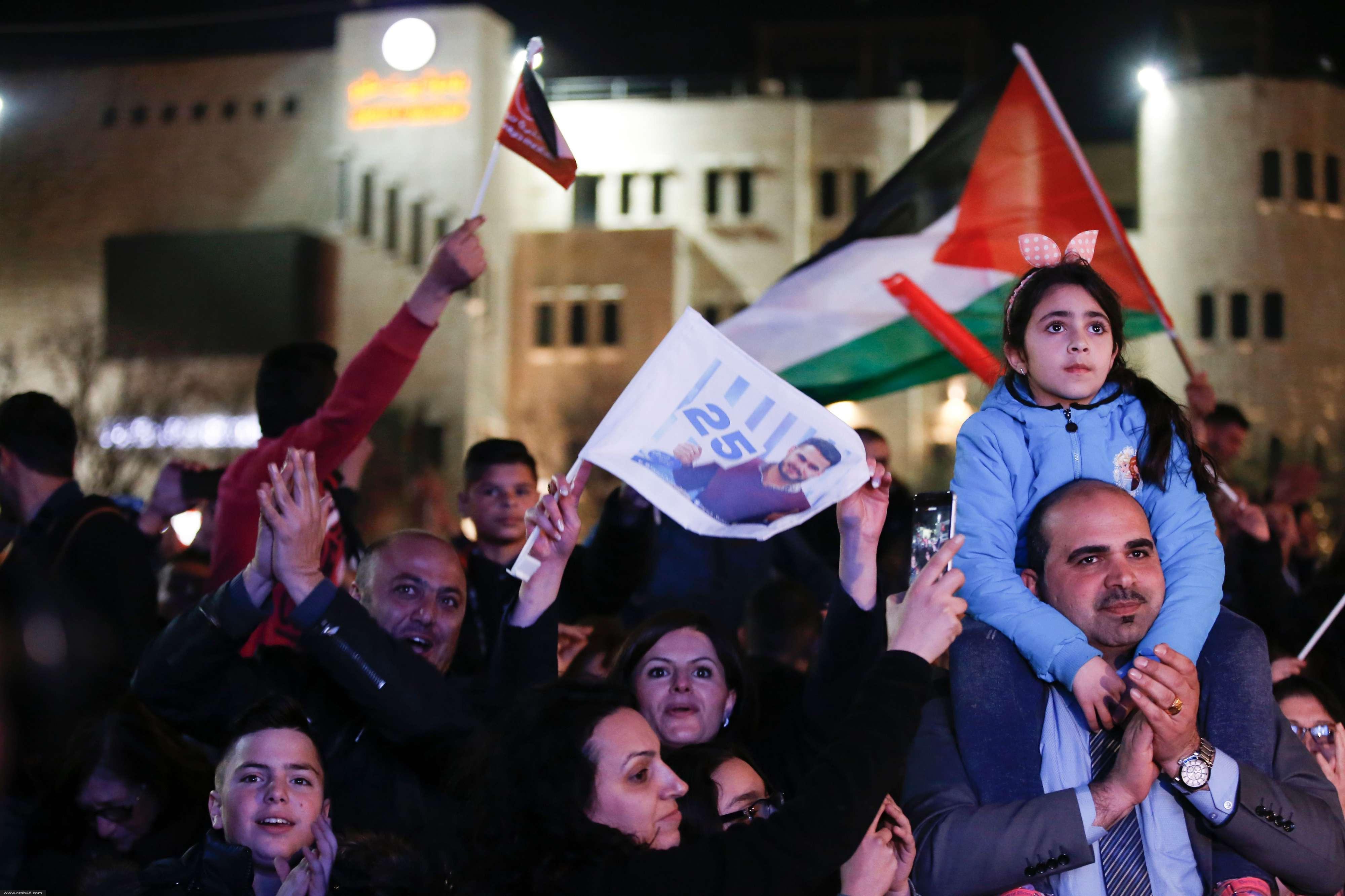 """فوز يعقوب شاهين بلقب """"عرب آيدول"""""""