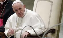 بابا الفاتيكان: البشرية متجهة نحو حرب عالمية ثالثة