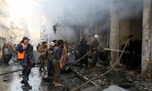 مقتل 27 مدنيا بغارات للنظام على ريف دمشق وحمص