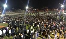 عرب آيدول: الآلاف يساندون أمير دندن في مجد الكروم