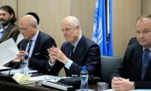 دي مستورا يقدم وثيقة لعملية الانتقال السياسي في سورية