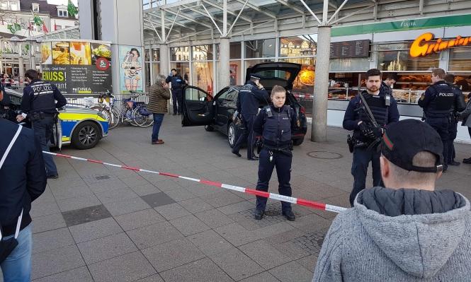 3 جرحى بعملية دهس بألمانيا والشرطة تحيّد المنفذ
