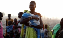 32 ألف لاجئ بسبب المجاعة بجنوب السودان
