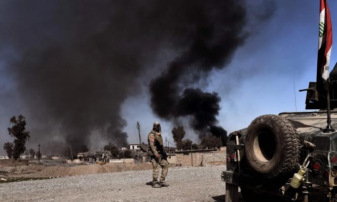 """الجيش العراقي يتقدم بالموصل ويقتل العشرات من """"داعش"""""""