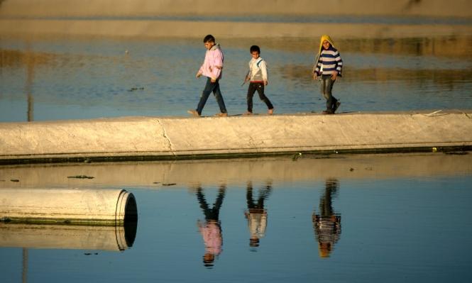 تلوث المياه وراء تفشي الأمراض في غزة