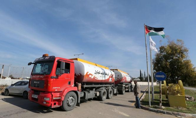 الاحتلال يحظر دخول 500 صنف سلع لغزة