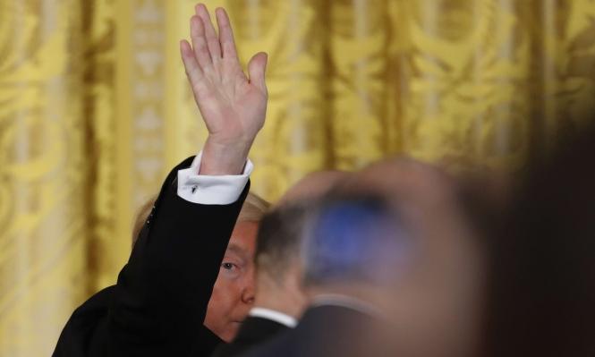"""ترامب يقاطع عشاء مراسلي البيت الأبيض... والسخرية تجتاح """"تويتر"""""""