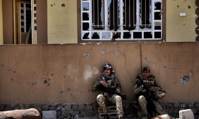 سقوط 6 منازل على رؤوس سكانها غرب الموصل