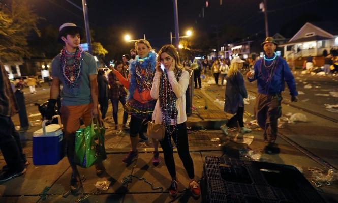 أميركا: سائق مخمور يصيب 28 شخصا في نيو أورليانز