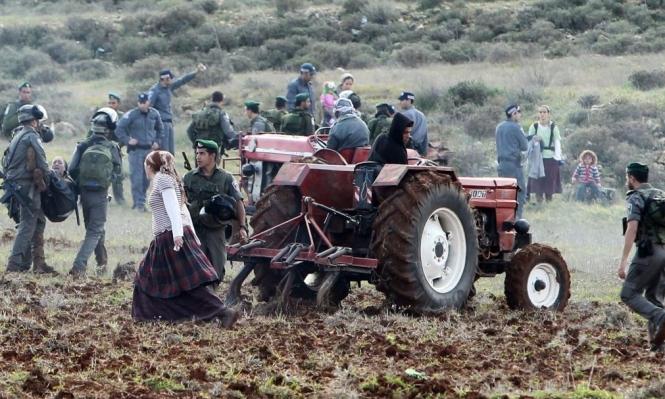 الاحتلال يعتزم مصادرة أراض زراعية فلسطينية استولى عليها مستوطنون
