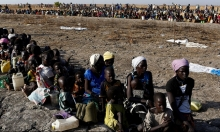 جنوب السودان: 31 ألفا عبروا الحدود مؤخرا إلى السودان