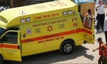 الجولان: 3 إصابات خطيرة في حادثي طرق