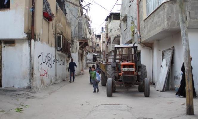 مخيم طولكرم: معاناة وفقر وحياة كالجحيم!