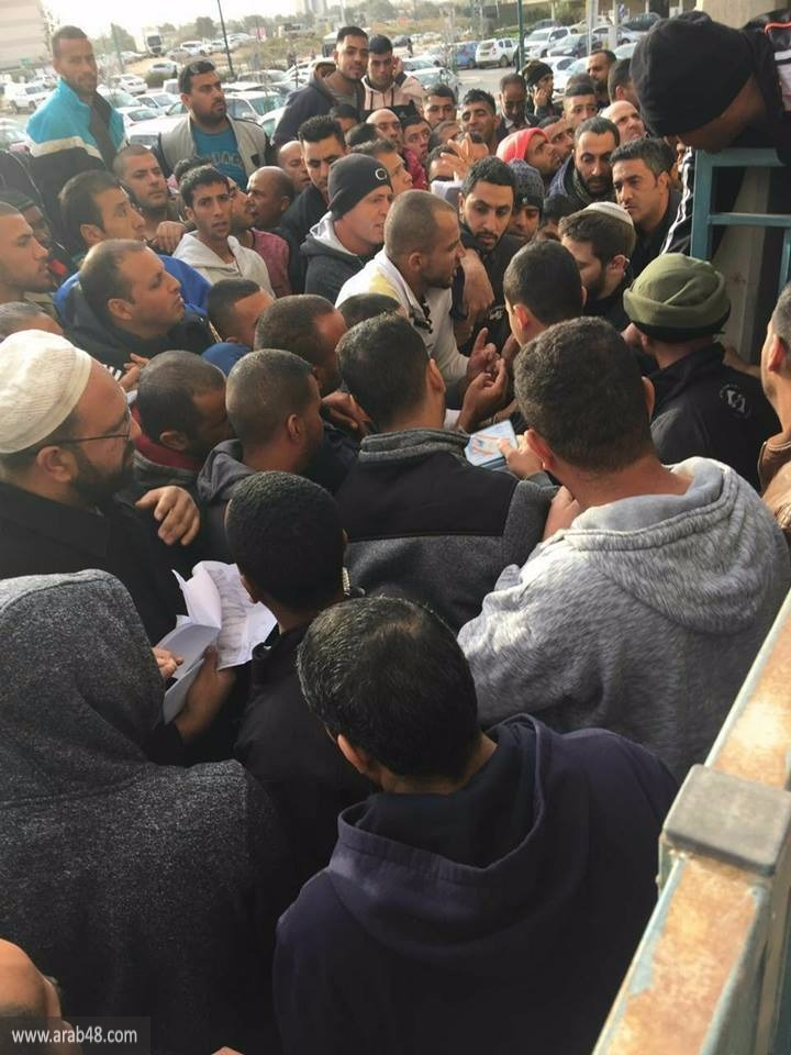 رهط: الآلاف يتدافعون للتسجيل لقسائم البناء إثر أزمة السكن الخانقة