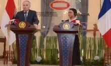 فرنسا تؤكد على ضرورة إقامة الدولة الفلسطينية