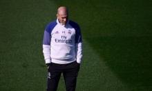 رئيس ريال مدريد يحذر زيدان!